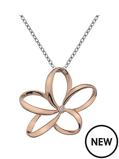 hot-diamonds-rose-gold-plated-paradise-large-open-petal-pendant