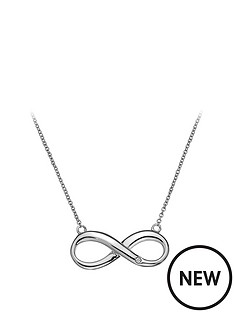 hot-diamonds-sterling-silver-infinity-necklace