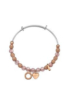 emozioni-by-hot-diamondsnbsprose-gold-plated-ula-bangle-rose-quartz