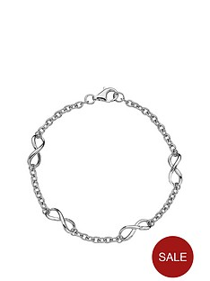 hot-diamonds-sterling-silver-infinity-bracelet