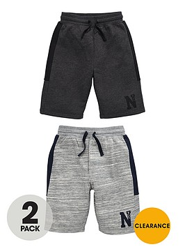 v-by-very-boys-side-panel-ny-jog-shorts-2-pack