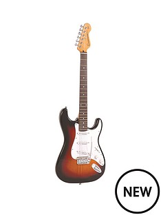 encore-ebp-e6sb-sunburst-electric-guitar
