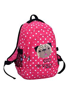 david-goliath-you-so-pugly-backpack-spot-print