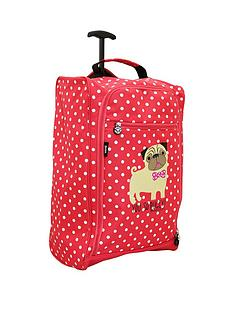 david-goliath-you-so-pugly-trolley-case-spot-print