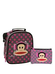 paul-frank-lunch-bag-and-purse-spot-print