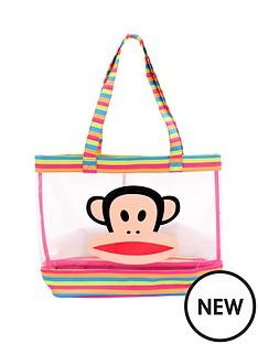 paul-frank-shopper-bag-multicoloured-stripe
