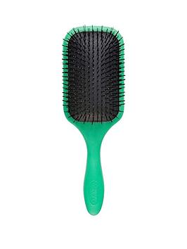 denman-ultra-green-tangle-tamer-brush