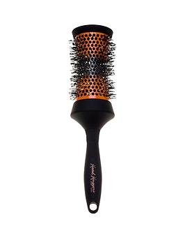 Denman Extra Large Head Hugger Hot Curl Brush &Amp Free Rake Comb