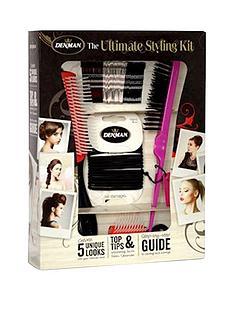 denman-ultimate-styling-kitnbspamp-free-denman-be-bop-circular-massage-brush
