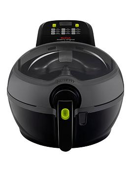 Tefal Fz740840 1Kg Actifry Plus Low Fat Healthy Fryer  Black