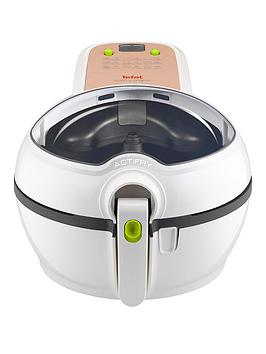 Tefal Fz740040 1Kg Actifry Plus Low Fat Healthy Fryer  White