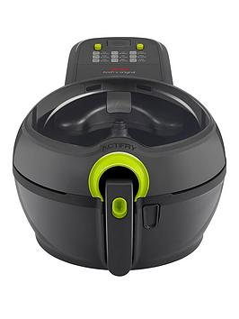 Tefal Gh840B40 1.2Kg Actifry Plus Low Fat Healthy Fryer  Grey