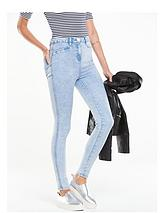 LOGAN HIGHWAISTED SUPERSTRETCH JEAN