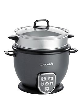 CrockPot 1.8Litre Digital Rice Cooker