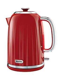 Breville Vkt006 Impressions Venetian Jug Kettle  Red