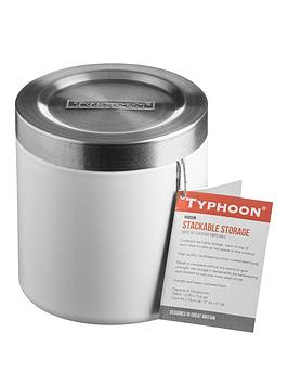 typhoon-hudson-11cm-stack-and-store-jar-in-white
