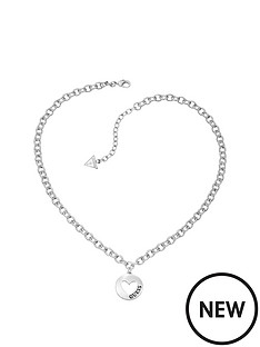 guess-guess-g-girl-rhodium-plated-heart-drop-pendant