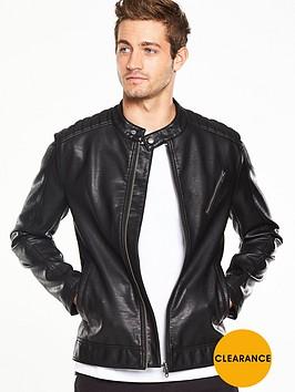 v-by-very-punbspleather-biker-jacket