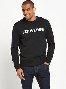 converse-reflective-print-crew-neck-sweat