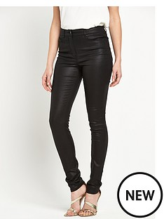 v-by-very-petite-high-rise-ella-coated-supersoft-skinny-jean