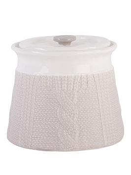 beau-elliot-chunky-knit-biscuit-jar-pebble