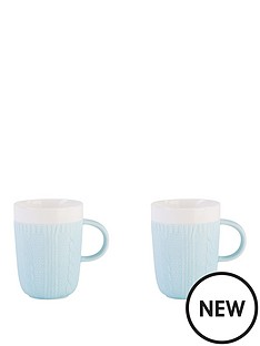 beau-elliot-chunky-knit-mugs-set-of-2-sky