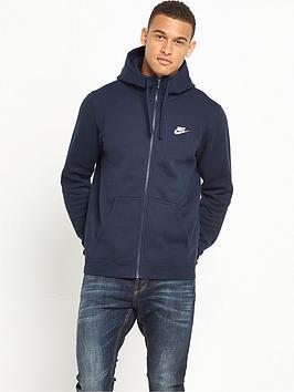 0598b74a05cd Nike Nike Sportswear Club Fleece Full Zip Hoody