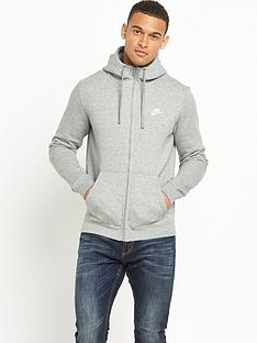 d32075ebcc06 Nike Nike Sportswear Club Fleece Full Zip Hoody
