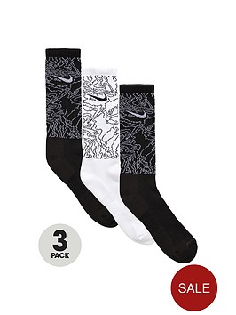 nike-dri-fit-camo-crew-training-sock