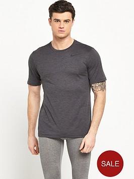nike-dri-fitnbsptouch-short-sleeved-heathered-t-shirt