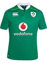 Canterbury Ireland Men's 2016/2017 Home Pro Short Sleeved Jersey