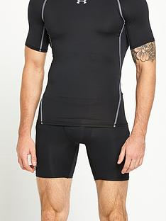 under-armour-heatgearreg-short-sleevenbspcompression-tee-black