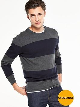 v-by-very-stripe-crew-neck-jumper