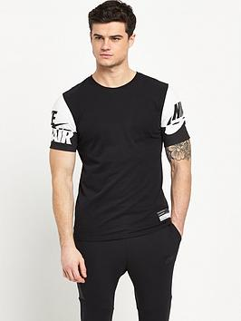 nike-air-logo-sleeves-t-shirt