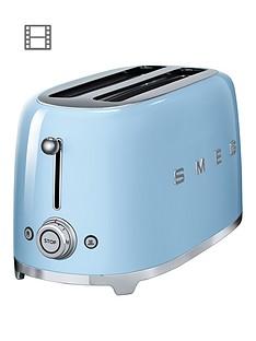 smeg-tsf02-4-slice-toaster-blue