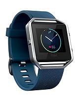 Blaze Smart Fitness Watch - Small (Blue)