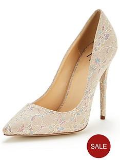 ax-paris-misty-lace-wedding-court-shoes