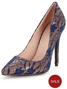 ax-paris-leah-floral-lace-court-shoe