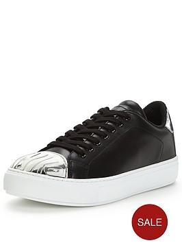 pinko-pinko-ametista-black-sneaker-with-toe-cap