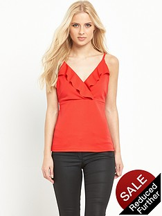v-by-very-ruffle-frill-jersey-cami-top