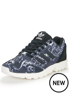 adidas-originals-zx-flux-fashion-shoe-black-print