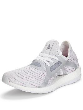 Adidas Pure Boost X Running Shoe  White