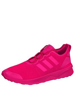 Adidas Originals Zx Flux Adv Verve Shoe  Pink