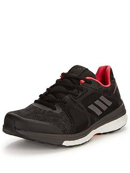 Adidas Supernova Sequence Running Shoe  Black