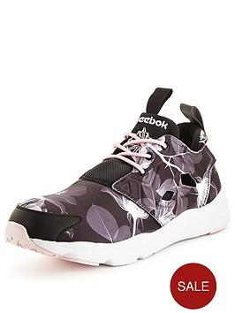 reebok-furylite-graphic-fashion-trainer-nbsp--black-print