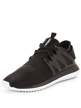 Adidas Originals Tubular Viral Fashion Shoe  Black
