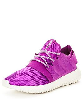 Adidas Originals Tubular Viral Fashion Trainer  Purple