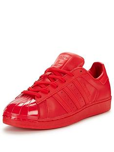 adidas-originals-superstar-glossy-toe-fashionnbsptrainer-red