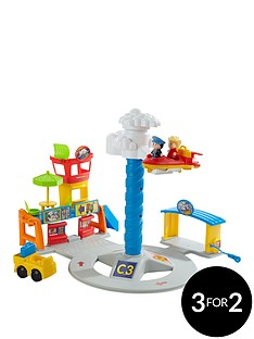 fisher-price-spinning-around-airport