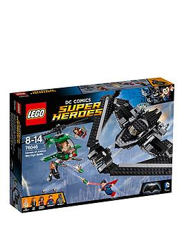 Lego Super Heroes Heroes Of Justice Sky High Battle 76046